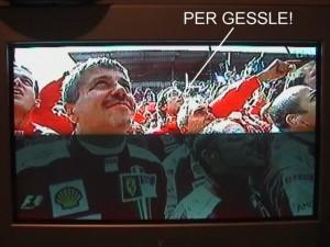 Per Gessle?