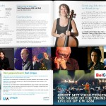 Night of the Proms 2009 - Belgium - brochure, pages 02-03.