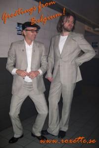Clarence & Chris aka Dupond & Dupond