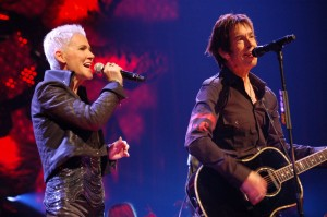 Roxette in Antwerp, 06-11-2009