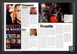NOTP tourbook Germany feat. Roxette