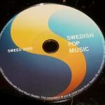 Swedish Pop Music CD 2009
