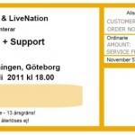 2011-07-24 Gothenburg