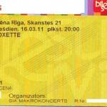 2011-03-16 Riga