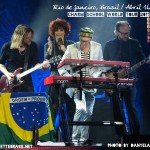 Roxette band in Brazil.