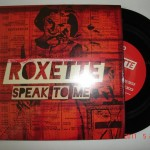 """Speak to me"" vinyl single"