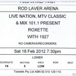 2012-02-18 Melbourne