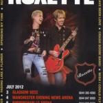 2012-07 UK gigs