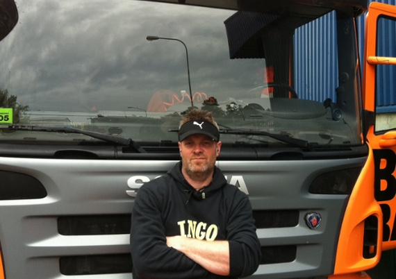 Micke truck