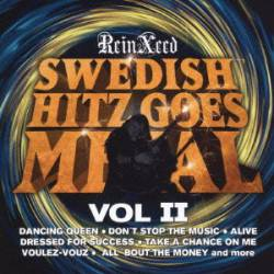 Swedish Hitz Goes Metal Vol II